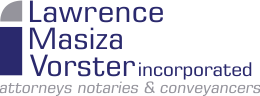 Lawrence Masiza Vorster Inc Logo